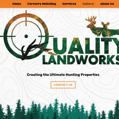 Thumbnail of the https://quality-landworks.com website by Anchor Websites, LLC